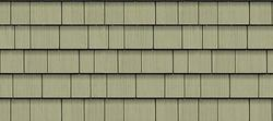 "Cedar Impressions® Double 7"" Straight Edge Perfection Shingles 4.54 Sq. Ft."