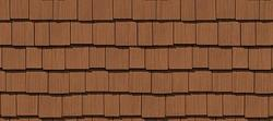"""Cedar Impressions® Double 7"""" Staggered Perfection Shingles 4.54 Sq. Ft. - In Stock at the Warehouse"""