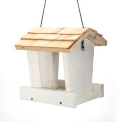 Enchanted Garden™ Small Ranch Feeder with Shaker Shingle Roof