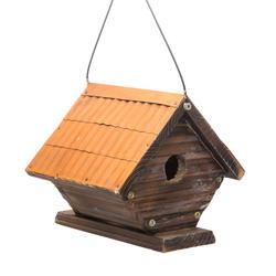 Enchanted Garden™ Wren House with Metal Roof