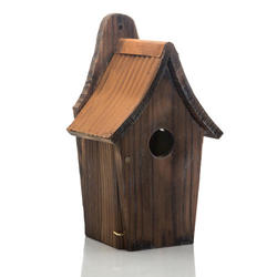 Enchanted Garden™ Bluebird House with Metal Roof