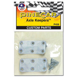 PineCar Axle Keepers (2-Pack)