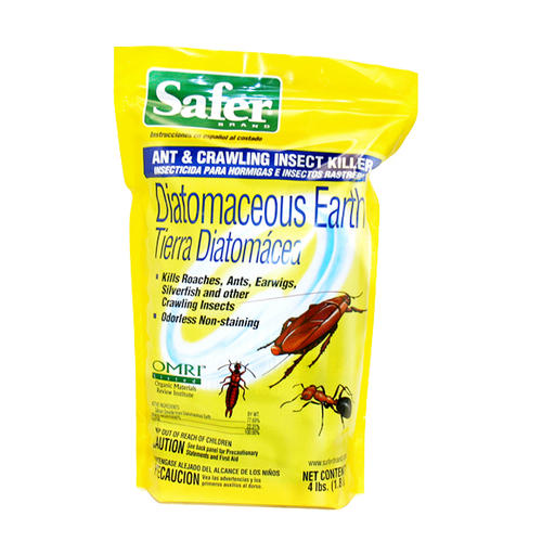 Safer Brand Diatomaceous Earth Ant Crawling Insect