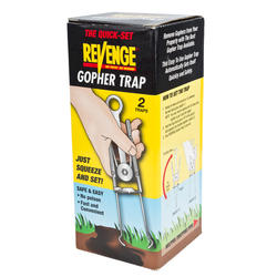 Gopher Trap (2-Pack)