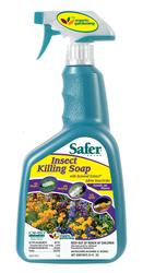 Safer® Brand Organic Insect Killing Soap (24 oz.)