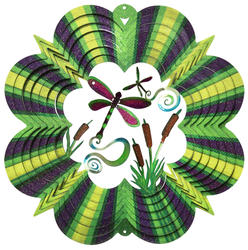 Enchanted Garden™ 3D Dragonfly Spinner