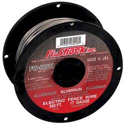 Fi-Shock 250' 17-Gauge Spool Aluminum Wire