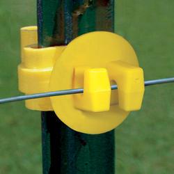 Fi-Shock Snug-Fitting T-Post Insulator (25 Pieces)