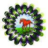 Enchanted Garden™ Horse Wind Spinner