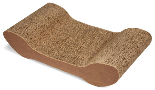 Smartykat chaise scratcher at menards for Chaise lounge cat scratcher
