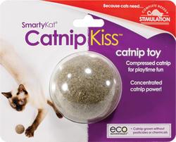 SmartyKat® Catnip Kiss™ Catnip Toy