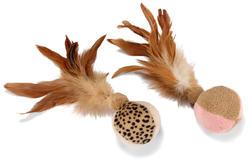 SmartyKat® Flutter Balls