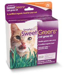 SmartyKat® Sweet Greens® Cat Grass Kit