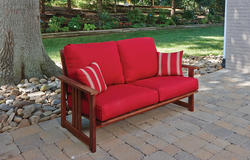 Backyard Creations® Ashland Loveseat