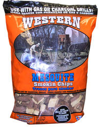 Western® Mesquite Wood Smoking Chips