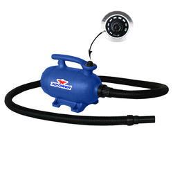 XPOWER® 4 HP Pro Blaster Professional Pet Dryer and Vacuum