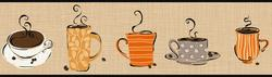 York Wallcoverings Coffee Mug Border