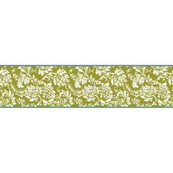 York Wallcoverings Damask Border
