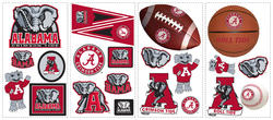 RoomMates University of Alabama Peel & Stick Wall Decals