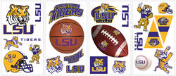 RoomMates Louisiana State University Peel & Stick Wall Decals