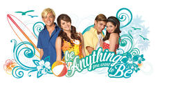 ROOMMATES  Teen Beach Movie Be Anything You Want To Be Peel and Stick Giant Wall Decals
