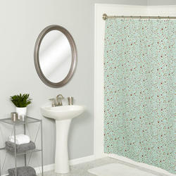 Simply Style Bubbles Shower Curtain