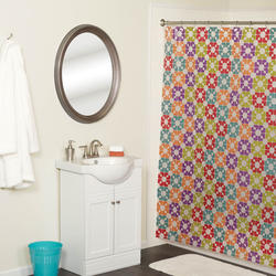 Simply Style Dells Shower Curtain