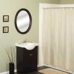Simply Style Impressions Ivory Shower Curtain