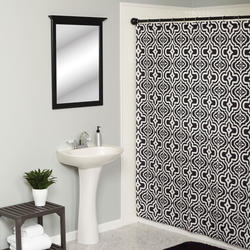 Simply Style Trellis Shower Curtain
