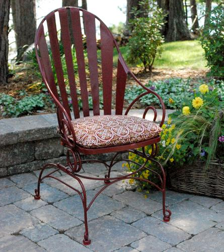 Backyard Vineyard Design : Backyard Creations Vineyard Chair at Menards?