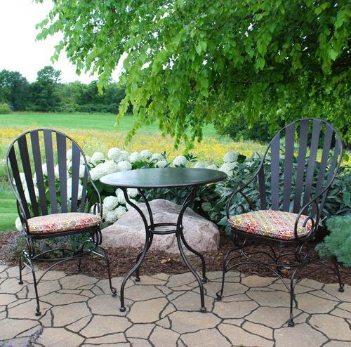 Backyard Creations 3-Piece Cedar Creek Bistro Collection