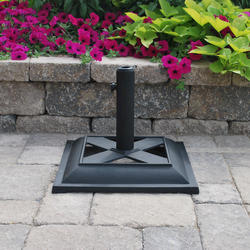 Backyard Creations™ Lexington Umbrella Base