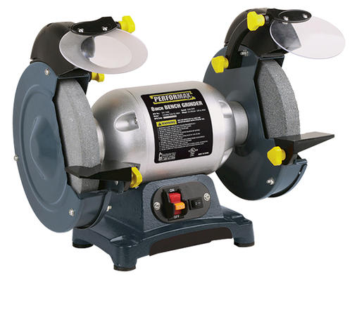 Performax 8 Bench Grinder With Light At Menards