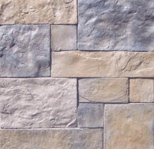 Bristol Canyon Castle Stone 100 Sq Ft Stone Veneer At