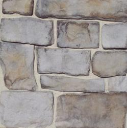Bristol Canyon Stone European Cobblestone 100 Sq. Ft. Stone Veneer