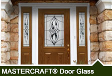 Mastercraft Door Glass