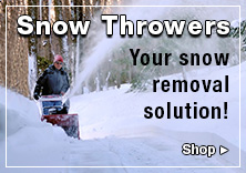 Snow Throwers