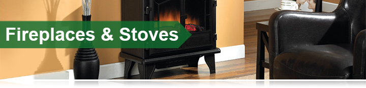 Fireplaces & Stoves Feature