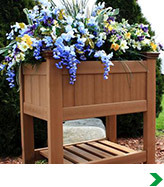 Benches, Tables & Flower Boxes