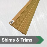 Trims &amp; Shims