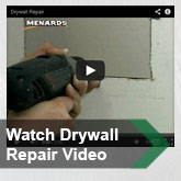Drywall Repair Video