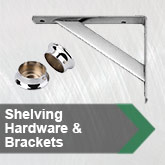 Shelving Hardware &amp; Brackets