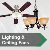 Lighting &amp; Ceiling Fans