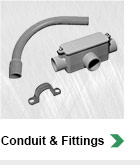 Conduit &amp; Fittings