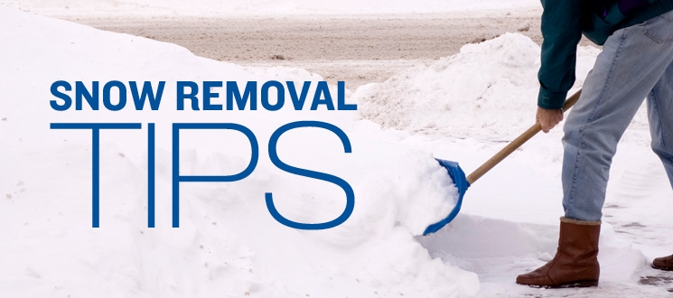 Snow Removal Tips