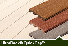 UltraDeck QuickCap