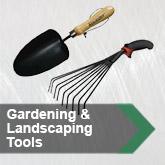 Garden & Landscaping Tools