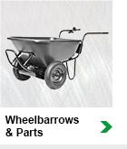 Wheelbarrows & Parts