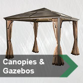 Canopies &amp; Gazebos