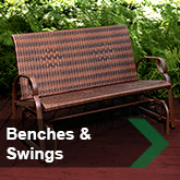 Benches &amp; Swings